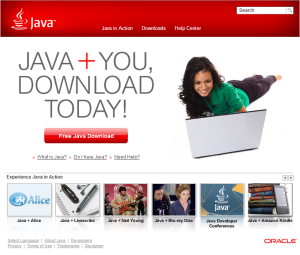 do i need java on my laptop